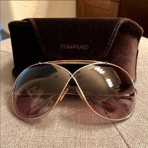 """100% Authentic Tom Ford """"Catherine"""" Sunglasses"""